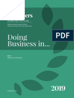 Doing Business in Nepal 2019 - Chambers Global Practice Guide