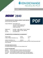 I-2840 MSDS
