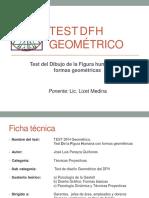Test de La Figura h Geometrica