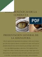 Bases Biológicas de La Conducta- Intro