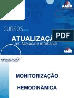 Atualização Monitorização Hemodinamica