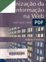 Organização da Informação na Web - Ailton Feitosa