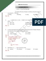 ME Gate 2019 Paper I WS 1 1