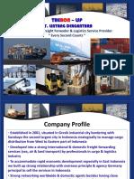 Pt. Lintang Dirgantara (Theron-lsp) - Company Profile