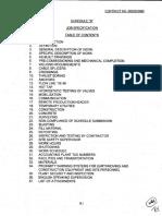 Schedule B - Job Sepcifications