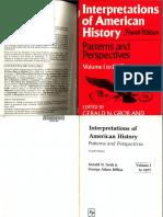 Interpretations of American History