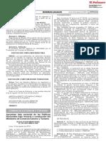 Aprueban lista sectorial de las Políticas Nacionales bajo rectoría o conducción del Ministerio de Comercio Exterior y Turismo.pdf