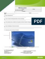 Atividades de Microsoft Windows