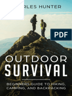 Outdoor Survival _ Beginners Guide to Hiki - Charles Hunter