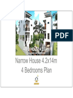 Narrow House 4.2x14m (1)