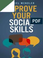 Improve Your Social Skills by Daniel Wendler