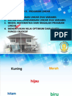 program linear ppt