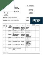 Registro de avance temas de literatura bach. UNAM