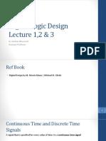 Digital Logic Design Introduction