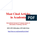 Top Reading Papers in Academia