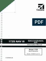 Cessna Aircraft Company - Cessna-172SNAVIII SkyhawkSP Information manual-Cessna Aircraft Company (2005).pdf