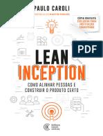 Lean Inception Free