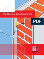 HECK Thermal Insulation Guide