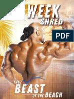 6 WEEKS SHRED THE BEAST OF THE BEACH - KAI GREENE.pdf