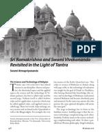 Swami Vivekananda and Sri Rama Krishna paramahamsa