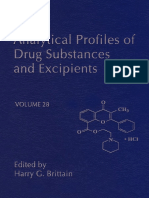 28. Harry G. Brittain (ed.)-Analytical Profiles of Drug Substances and Excipients, Vol. 28-Elsevier, Academic Press (2001).pdf