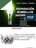 Presentación Reparación Bombillos Ahorradores