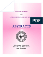 Book of Abstracts 2016