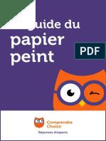 Comprendrechoisir Le Guide Du Papier Peint