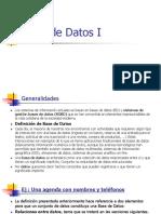 DB I Generalidades - Copy