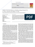 Analysis of Tool Wear Patterns in Finishing Turning of Inconel 718