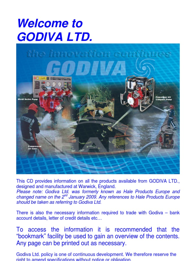 godiva sales info iss 19 03 2009 pump guarantee muncie rocker pto engage switch