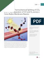 Splitting of CO2.pdf