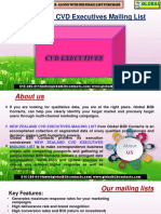New Zealand CVD Executives Mailing List.pptx