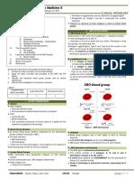 [CLINPATH] 2.02 Transfusion II -Dr.-villamayor
