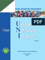 Norma técnica de las UNI Bolivia