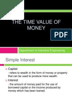ESENECO 2 Interest Money Time Relationship Rev1