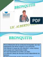 Bronquitis Cronica -Epoc