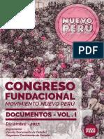 Congreso Fundacional - Vol i - Np-1(18)Ya