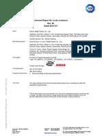 IEC 61727 IEC 62116 Certificado