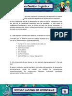 Actividad de Aprendizaje 19 Evidencia 2 Foro Medición Del Desempeño