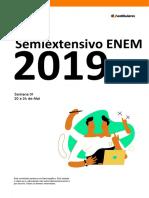 Semiextensivo Enem Semana 01