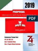 Proposal Kegiatan HUT RI 04