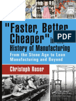 Faster, Better, Cheaper in the History of Manufacturing_ From the Stone Age to Lean Manufacturing and Beyond ( PDFDrive.com )