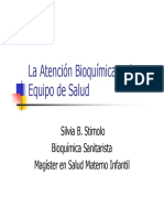 Ejercicio Profesional Bioquimico