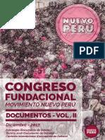 Congreso Fundacional - Vol II - Np(21)Ya