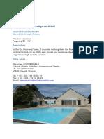 MAISON D'ARCHITECTE Luxury Properties in France