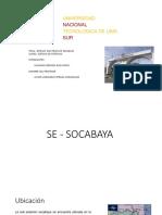 SUBESTACION ELECTRICA DE SOCABAYA