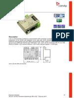 Communication Module I-LB+