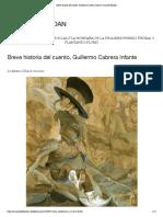Breve historia del cuento, Guillermo Cabrera Infante _ Sarainés Kasdan