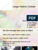 Large Hadron Collider (by- Ashish)